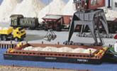 Bulk Loading Barge