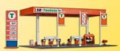 Gas Station SB-Tankstelle