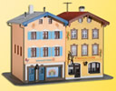 H0 Toyshop Moser and guesthouse Sonne in Tölz**discontinued**