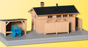 Lineside Building w/Hut