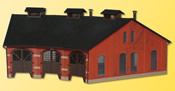 Roundhouse engine shed