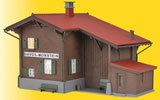 Station Davos-Monstein incl. house illumination start-set, functional kit