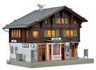 Station Litzirüti incl. house illumination start-set