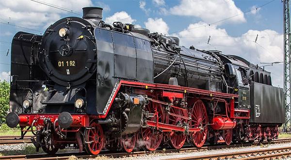 KM1 100131 - German Steam Locomotive BR 01 192, DRG Ep. II, Bw Köln Deutzerfeld, NEM