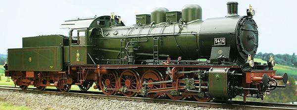 KM1 105701 - 5416 Magdeburg, K.P.E.V., Ep. I, Tonnendach, Län