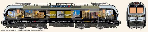KM1 109312 - German Electric Locomotive VECTRON of MRCE