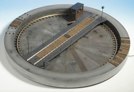 KM1 400402 - Turntable 23 Meter