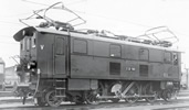 German Elecric Locomtive E 32 of the DB
