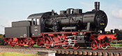 German Steam Locomotive BR 56 704, DRG Ep. IIb, Rbd Mainz, NEM