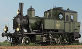 German Steam Locomotive 6058, Ep. I, NEM