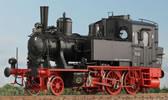 German Steam Locomotive BR 70 012, Ep. IIIa, ED München, Bw Rosenheim, NEM