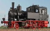 German Steam Locomotive BR 70 025, Ep. IIIb, BD München, Bw Treuchtlingen, NEM