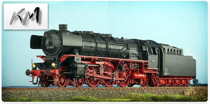 KM1 Modellbau - Exquisite Model Trains