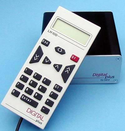 Lenz 600100 - Set-100- Professional Set: lZV100, and LH100