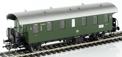 LenzO 41120-03 - Passenger car Bi 2nd. class. green