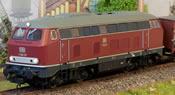 Diesel locomotive V160 Ep. III