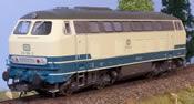 Diesel locomotive BR216 tourquoslseibelge Ep. IV