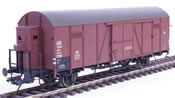 Freight car Gl22 Dresden with braking house
