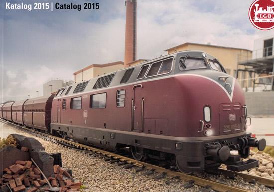 LGB 18444 - 2015 Catalog