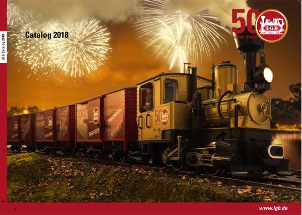 LGB 18467 - LGB catalog 2018 EN