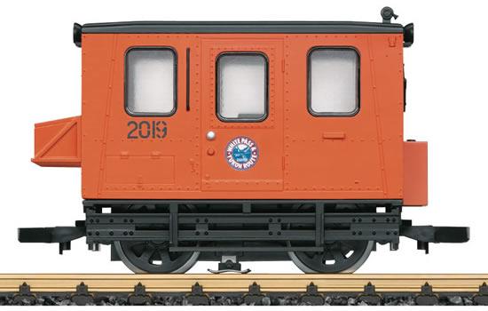 LGB 20060 - WP&Y RR Gang Car