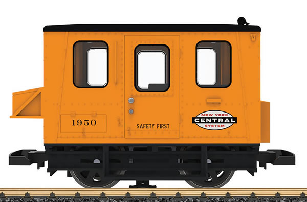 LGB 20062 - Gang Car, undecorated (stickers for 5 railroads included)