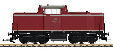 LGB 20121 - German Diesel Locomotive V 100 of the DB