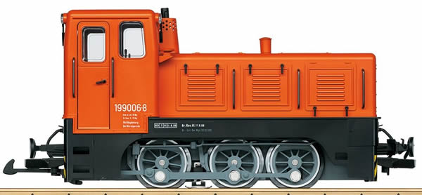 LGB 20320 - Diesel Locomotive BR V10C of the HSB (Sound)