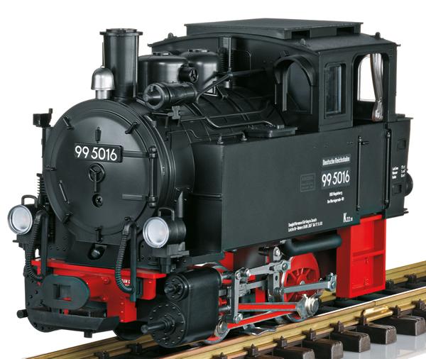 LGB 20753 - German Steam Locomotive 99 5016 of the DR (Sound)