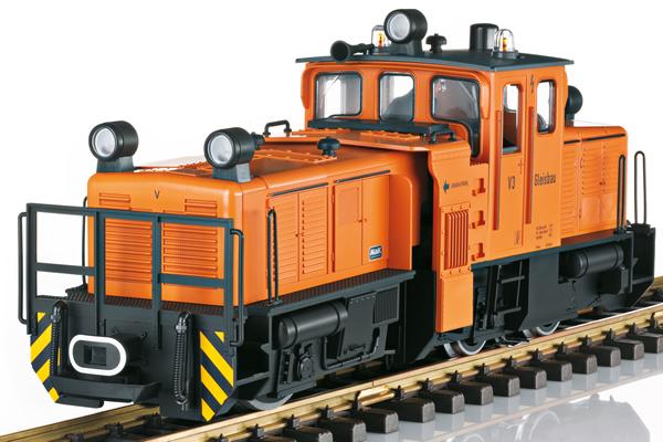 LGB 21671 - Track Cleaning Locomotive (Sound)