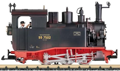 LGB 21985 - German Steam Locomotive 99.75 of the DRG (2015 Toyfair Edition)