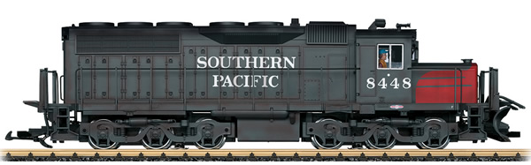 LGB 25558 - American Diesel Locomotive SD40 of the SP