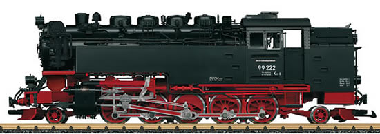 LGB 26811 German Steam Locomotive BR 99 222 of the DR