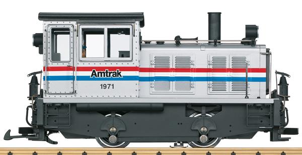LGB 27632 - USA Diesel Locomotive Amtrak (Sound)