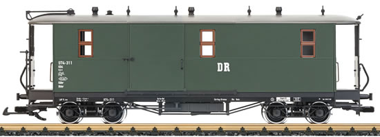 LGB 30322 - Baggage Car Type KD4