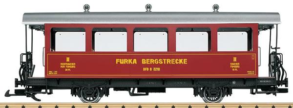 LGB 30562 - Passenger Car B 2210