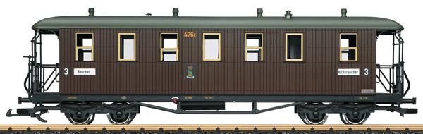 LGB 31353 - 3rd Class Passenger Coach