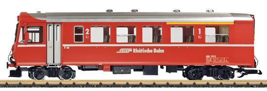 LGB 31904 - RhB Type ABt Cab Control Car