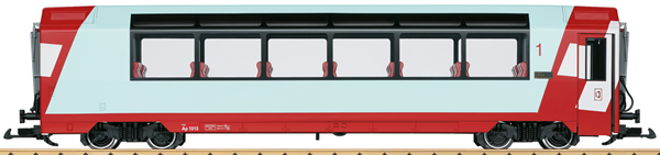 LGB 33666 - RhB Panorama Car 1st Class GEX
