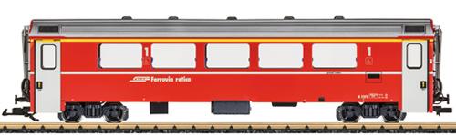 LGB 35513 - Swiss Express Passenger Car Type A of the RhB