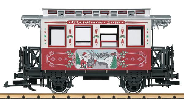 LGB 36019 - Christmas Car 2019