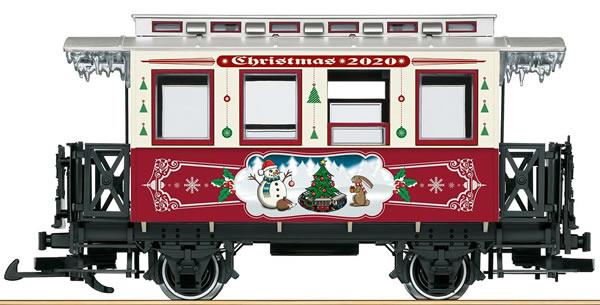 LGB 36020 - 2020 Christmas Car
