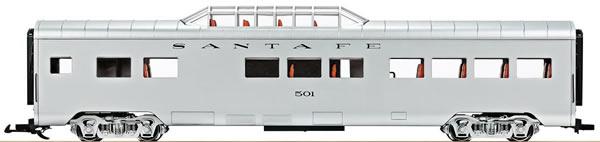 LGB 36567 - Santa Fe Dome Coach