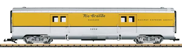 LGB 36576 - Denver & Rio Grande Baggage Car