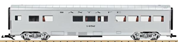 LGB 36578 - Santa Fe Dining Coach