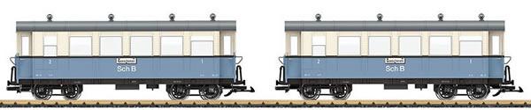 LGB 36642 - 2pc Passenger Coach Set