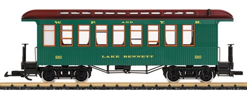 LGB 36807 - WP & YR Passenger Car