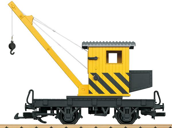 LGB 40043 - Crane Wagon