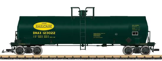 LGB 40872 - DNAX Railcare Tank Car