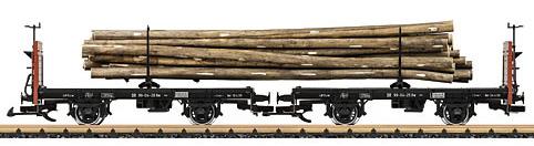LGB 41039 - Bogie Wagon Pair